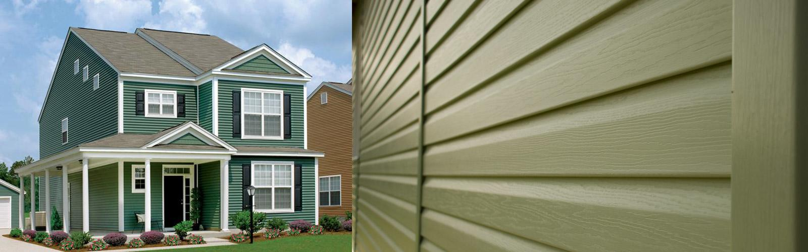 Vinyl Siding Clayton, Installation, repairs, James Hardie, masonite replacement services